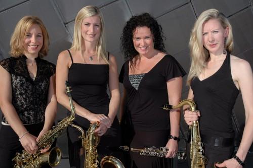 Kantamarni-Sax-Quartet