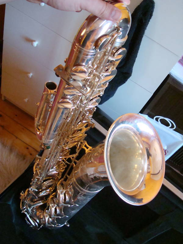 Hd World Sax