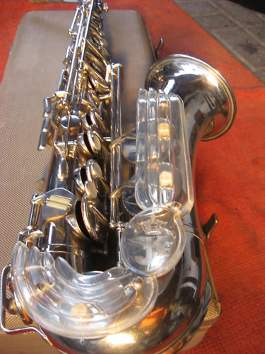 The New King, Keilwerth, vintage, German, alto saxophone