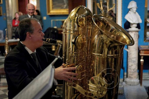 saxophone essay