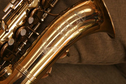 vintage alto, Acme Master by Malerne, French saxophone