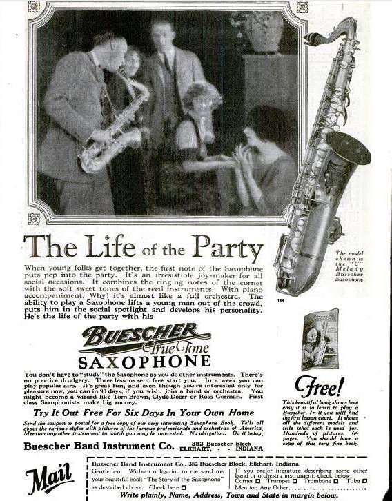 Life Of The Party 1925 ws