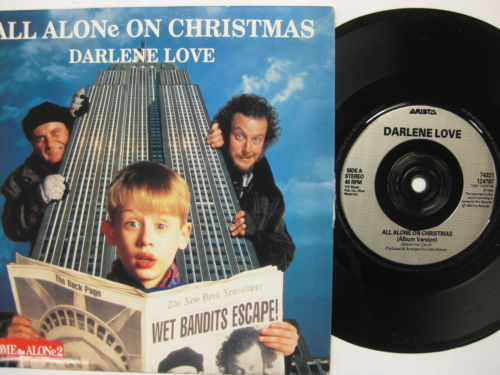 All Alone On Christmas | The Bassic Sax Blog