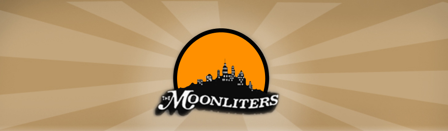Moonliters Logo, The Moonliters Big Band,