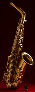 alto sax, Selmer Mark VI alto saxophone, Mark VI was sold for scrap metal