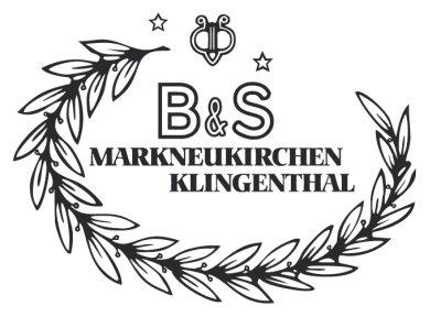 Vogtländische Musikinstrumentenfabrik GmbH Markneukirchen (VMI), B&S, logo