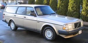 1991 240 Volvo wagon,