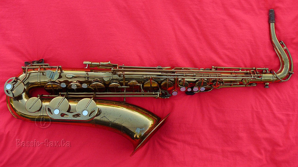 tenor saxophone, Dörfler & Jörka