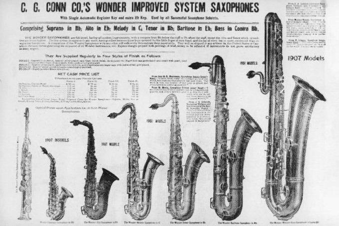 Conn New Wonder Horns