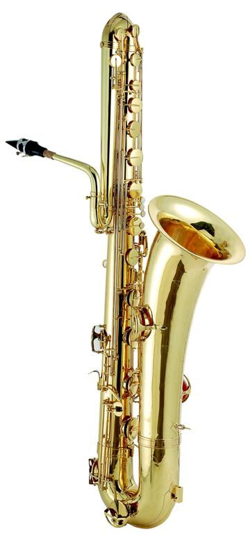 Jinyin, stencil sax, bass saxophone, Asian-made