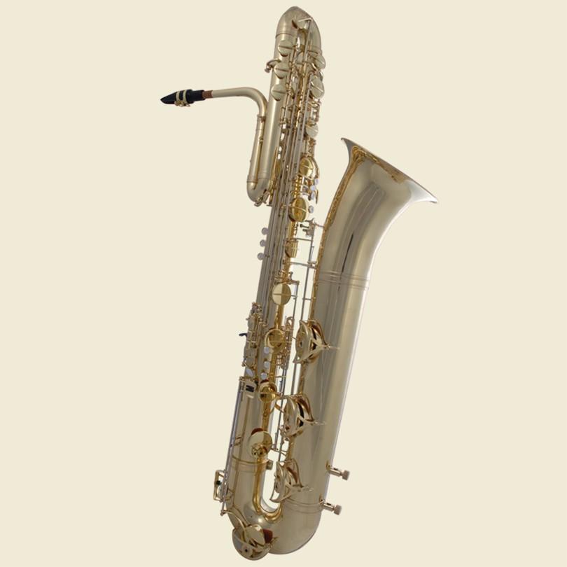 bass saxophone, Jinbao, stencil saxophone, Tuyama, Selmer Series II copy, Chinese-made