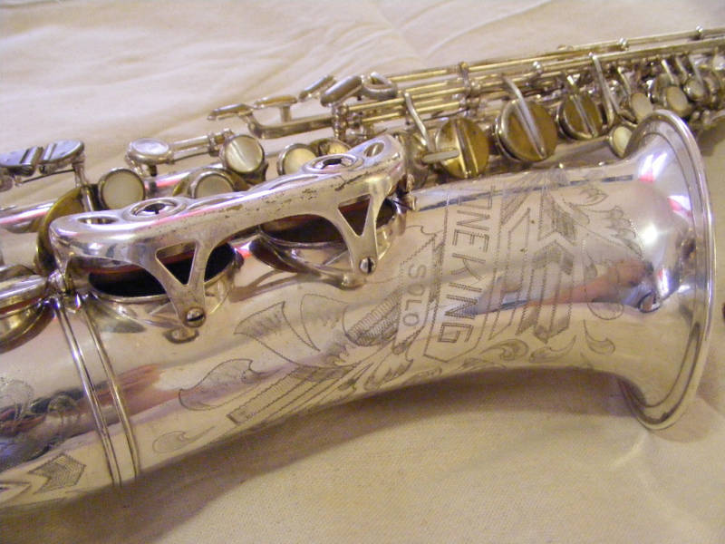 Julius Keilwerth, vintage, alto saxophone, German