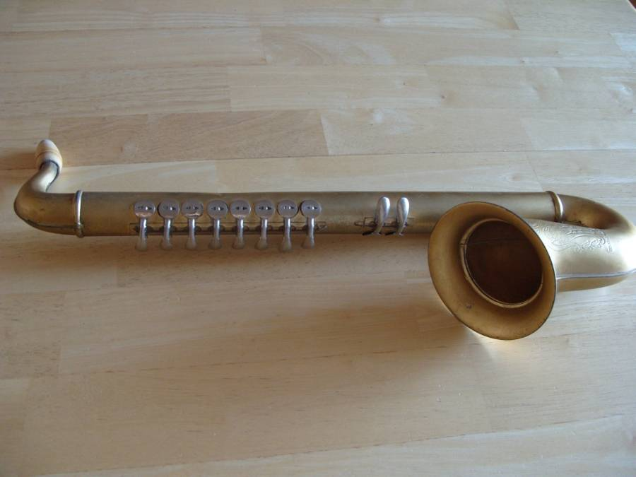Haro sax, blow accordion, free reed instrument, vintage,