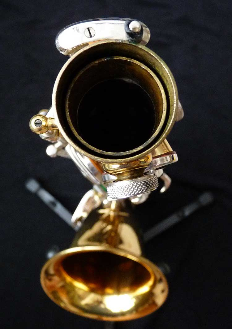 Hohner President, tenor sax, vintage sax, German sax, Max Keilwerth, saxophone, double socket, neck socket