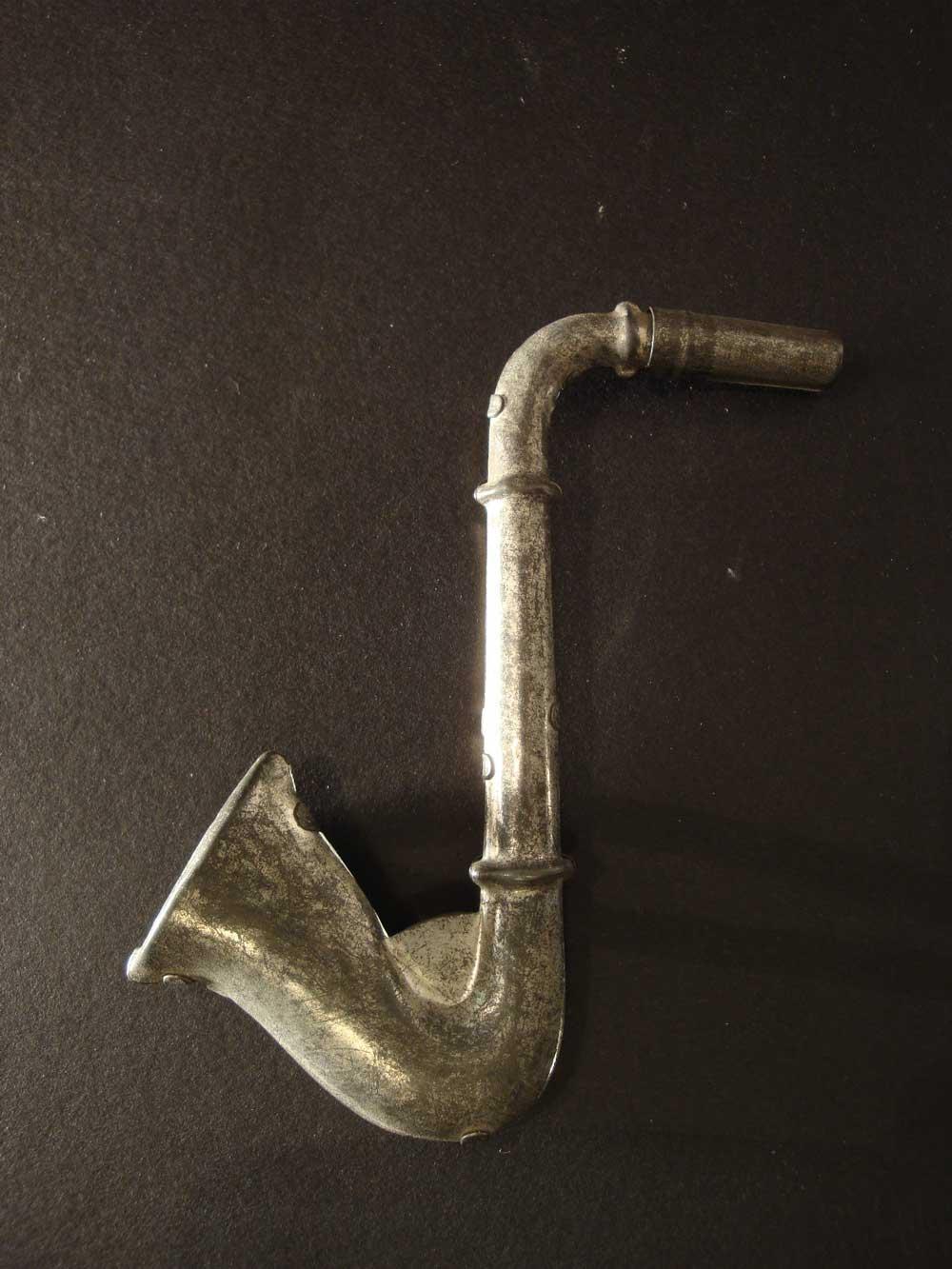 saxophone-shaped, 1940 New York World's Fair, souvenir, collectible,