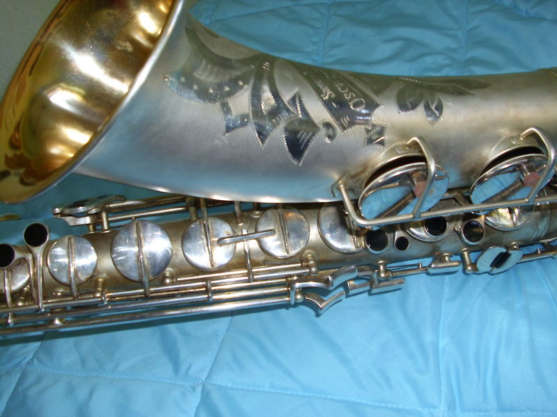 Buying a vintage saxophone