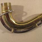 saxophone neck, tenor sax goose neck,