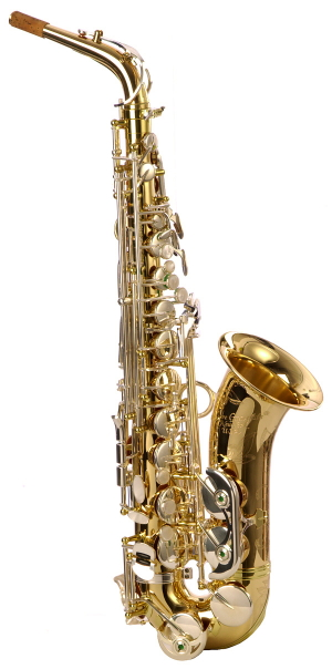 DG-401CL alto sax, Dave Guardala alto saxophone, B&S
