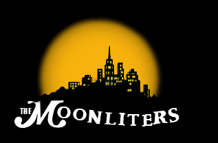 The Moonliters, big band, band logo