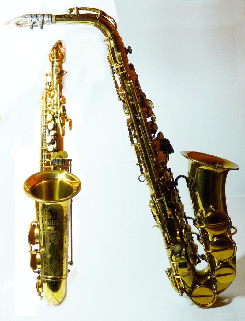 Hohner President, alto sax, vintage sax, German sax, Max Keilwerth, saxophone, gold lacquer sax