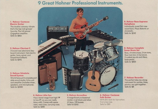 hohner announcement