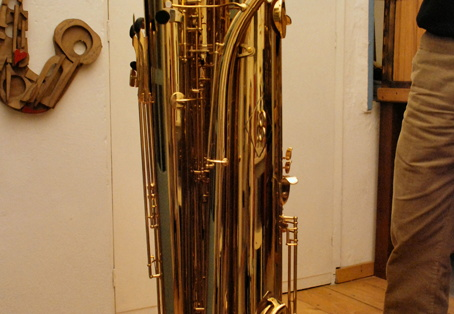 Compact Contrabass