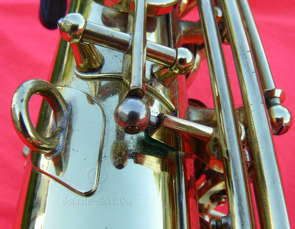 Infamous Selmer Ball Joint